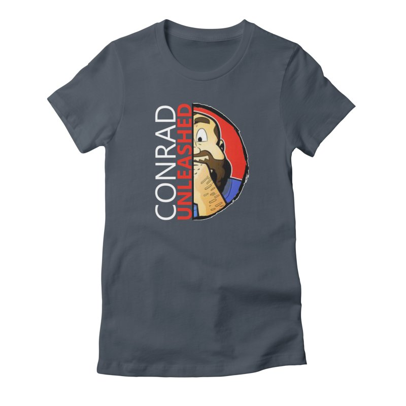 Conard Unleashed Half of Me Women's T-Shirt by Conrad Unleashed Official Merch