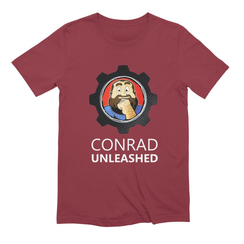 Conrad Unleashed Vault Men's T-Shirt by Conrad Unleashed Official Merch
