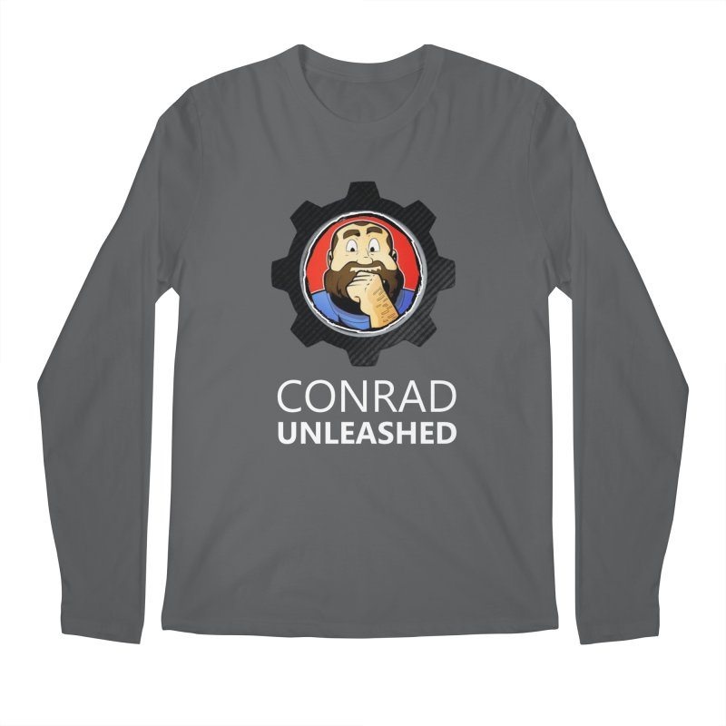 Conrad Unleashed Vault Men's Longsleeve T-Shirt by Conrad Unleashed Official Merch
