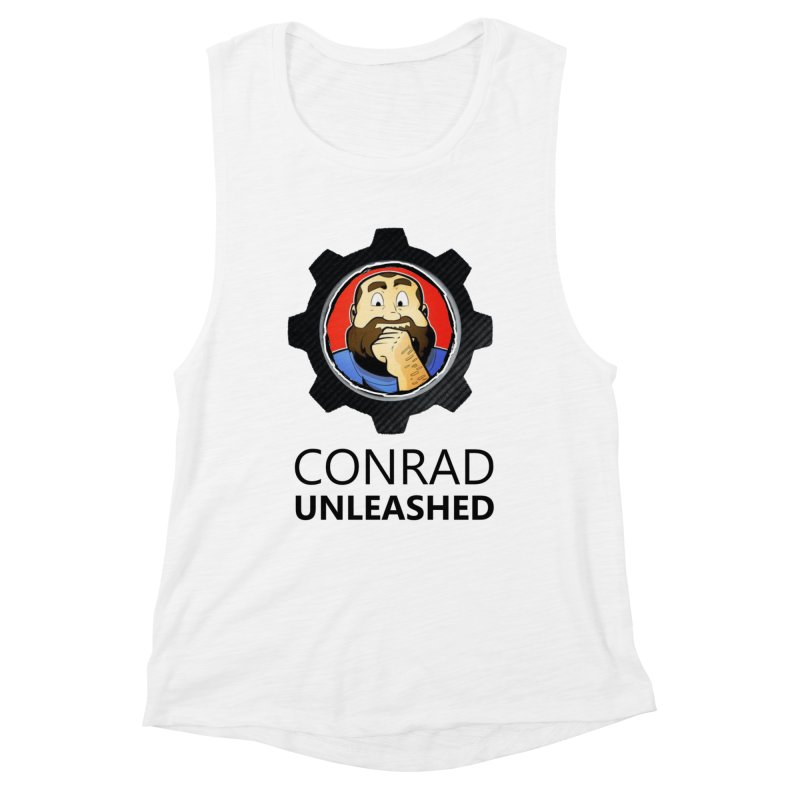 Conrad Unleashed Vault Dark Women's Tank by Conrad Unleashed Official Merch
