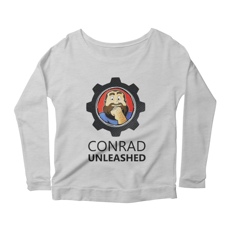 Conrad Unleashed Vault Dark Women's Longsleeve T-Shirt by Conrad Unleashed Official Merch