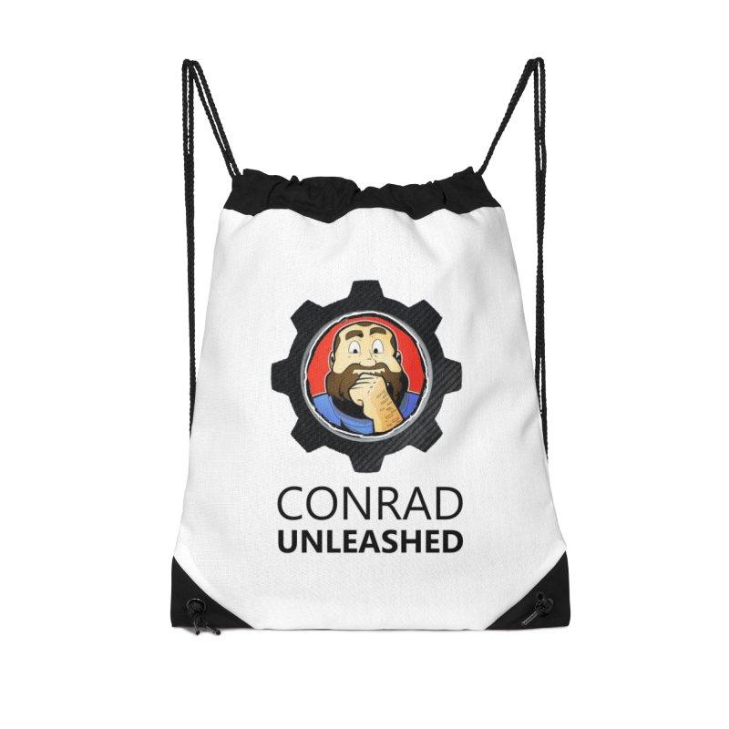 Conrad Unleashed Vault Dark Accessories Bag by Conrad Unleashed Official Merch