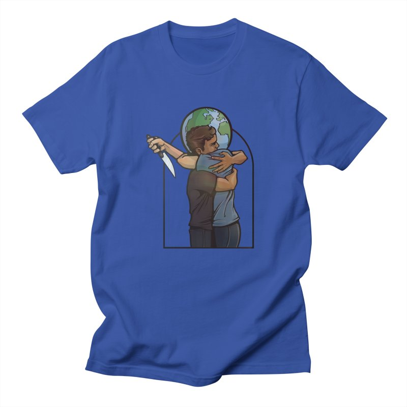 Embrace the World Women's Unisex T-Shirt by Cory Kerr's Artist Shop (see more at corykerr.com)