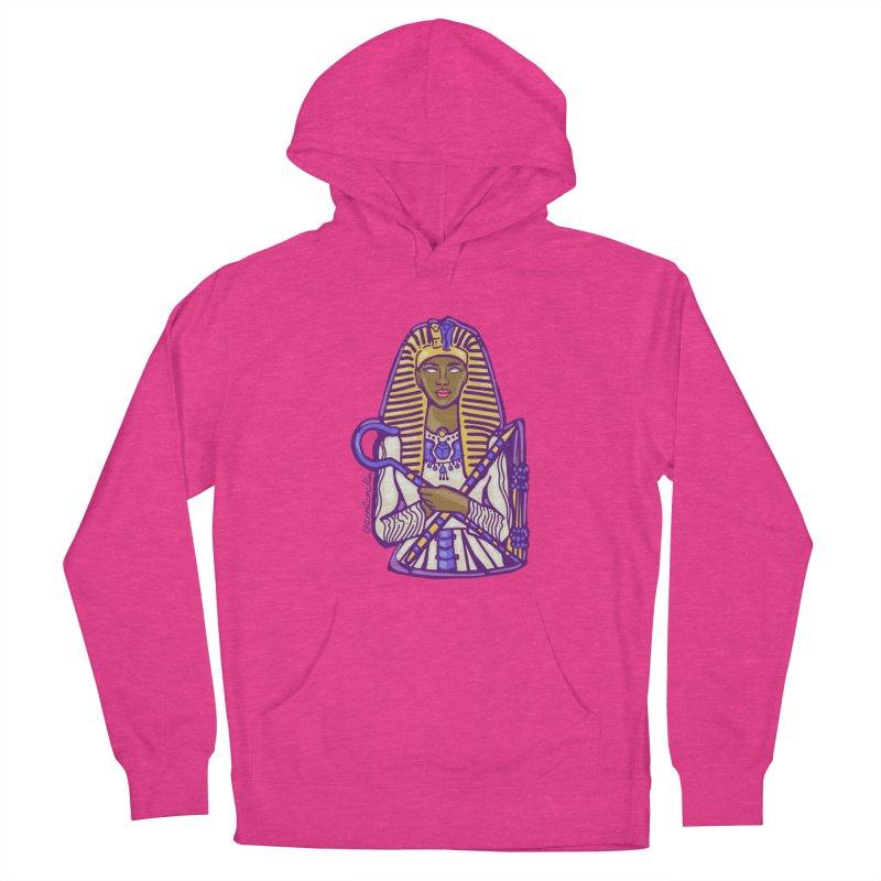 Queen Pharoh Hatshepsut Women's Pullover Hoody by CosmicMedium's Artist Shop
