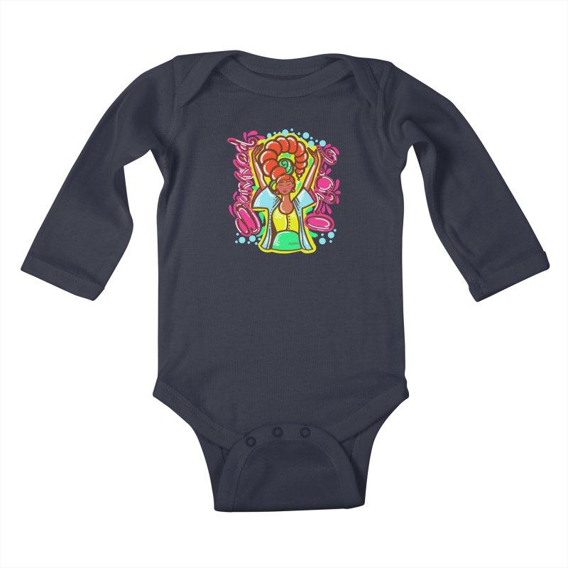 Survived 2020 Kids Baby Longsleeve Bodysuit by CosmicMedium's Artist Shop