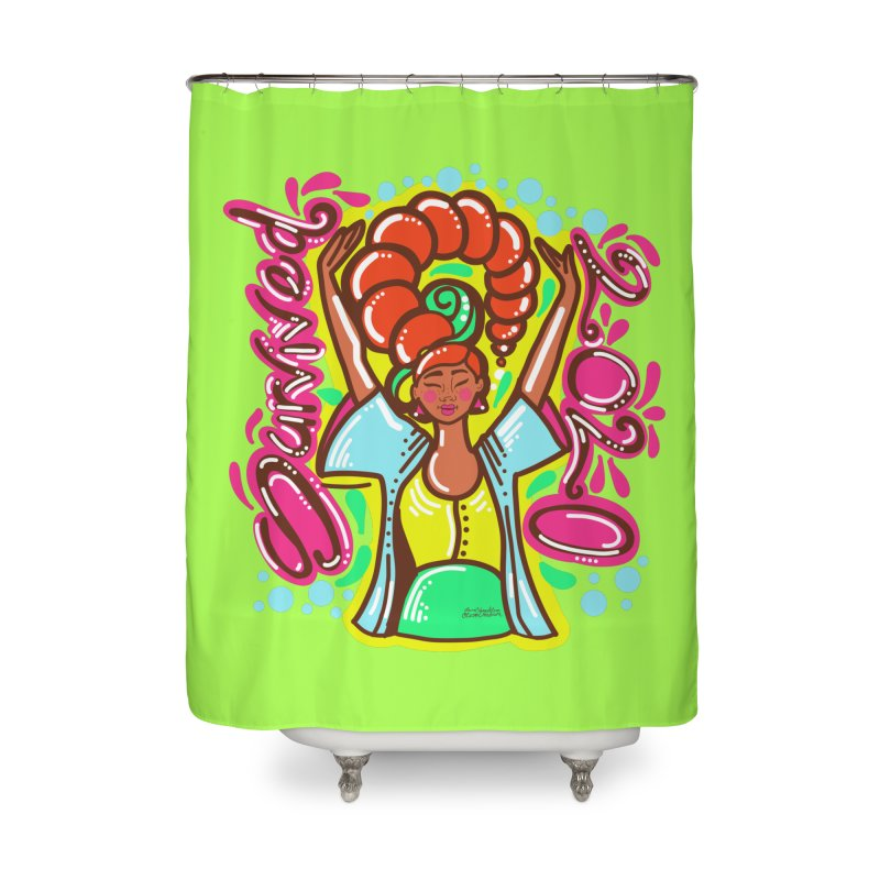 Survived 2020 Home Shower Curtain by CosmicMedium's Artist Shop