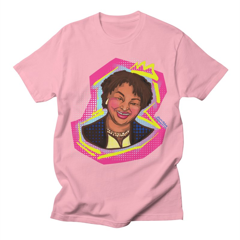 Queen Abrams Men's T-Shirt by CosmicMedium's Artist Shop