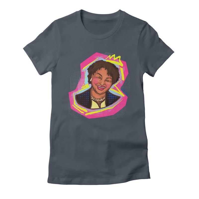 Queen Abrams Women's T-Shirt by CosmicMedium's Artist Shop
