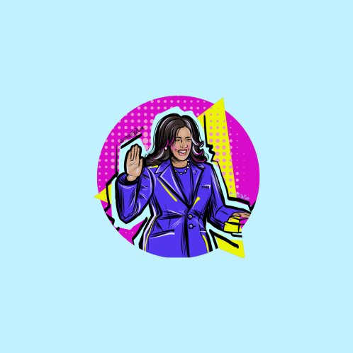 Design for Madame Vice President