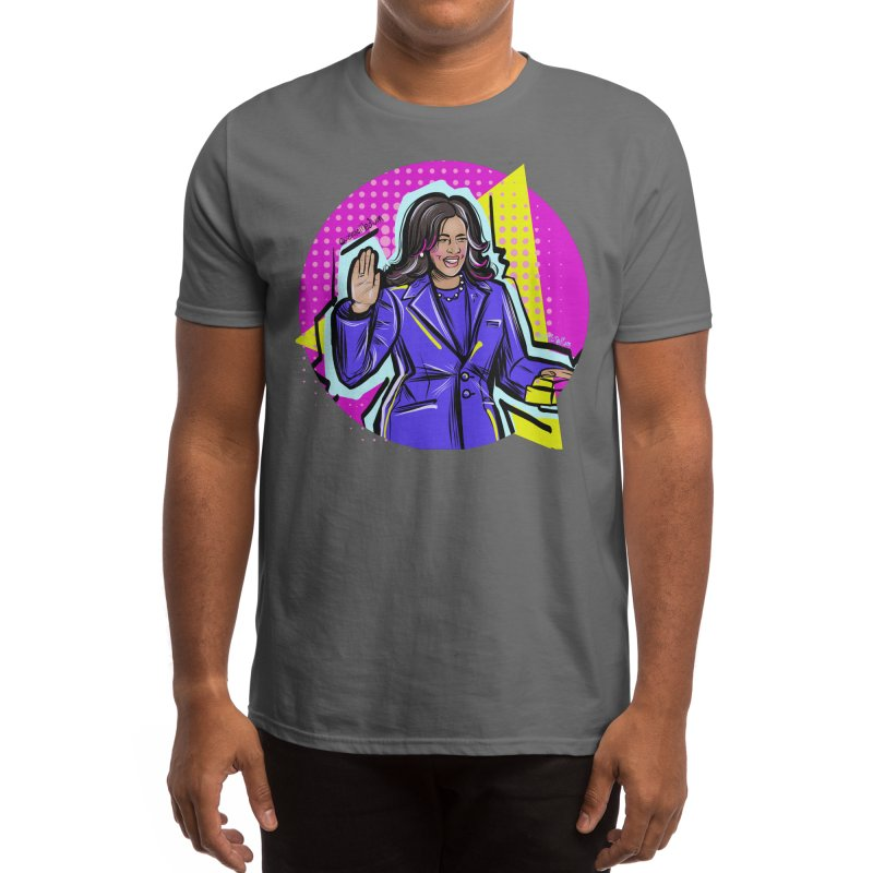 Madame Vice President Men's T-Shirt by CosmicMedium's Artist Shop