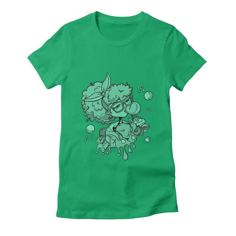 14f9f4a8 Zara Clarke b Women's T-Shirt by Cottoncandygirlz's Artist Shop
