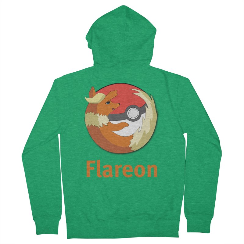 Flareon (Firefox With Words)