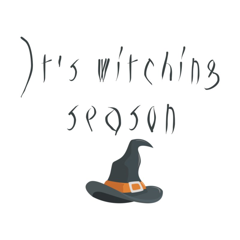 d8e89c505 CraftyBabyBoo its-witching-season-design-womens-humor-funny