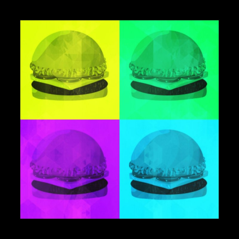 a3285ab70 CraftyBabyBoo psychedelic-hamburgers
