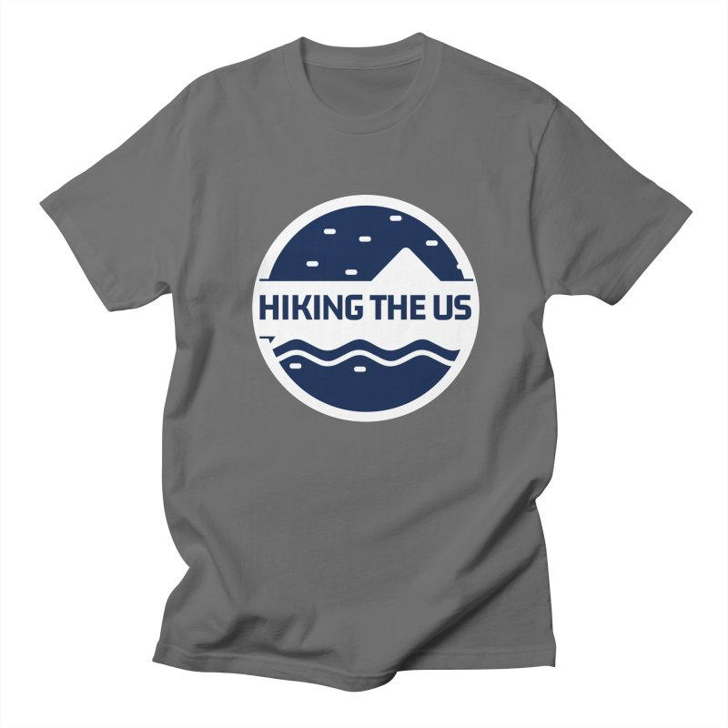 Hiking The US Merch Women's T-Shirt by CreationsByHMA