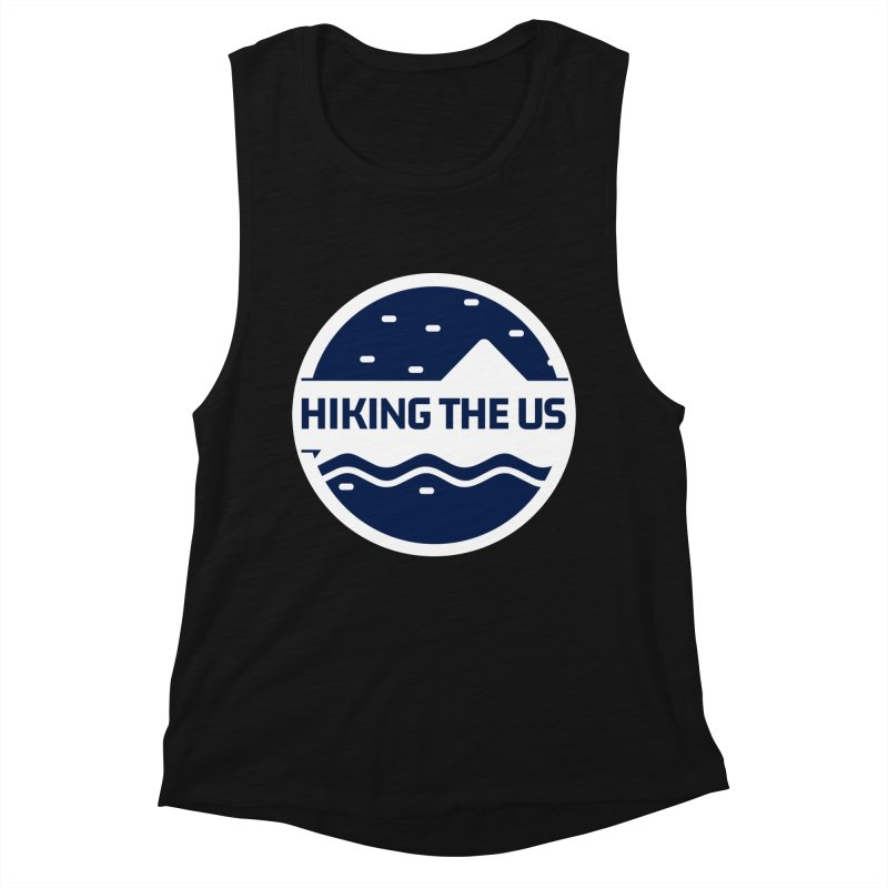 Hiking The US Merch Women's Tank by CreationsByHMA