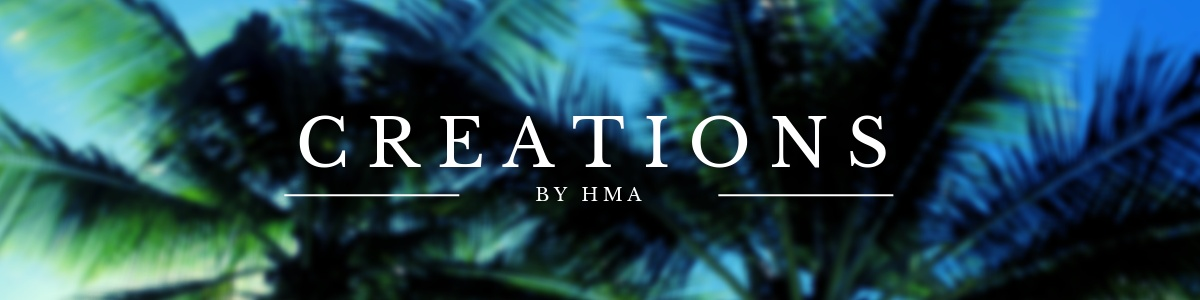 CreationsByHMA Cover