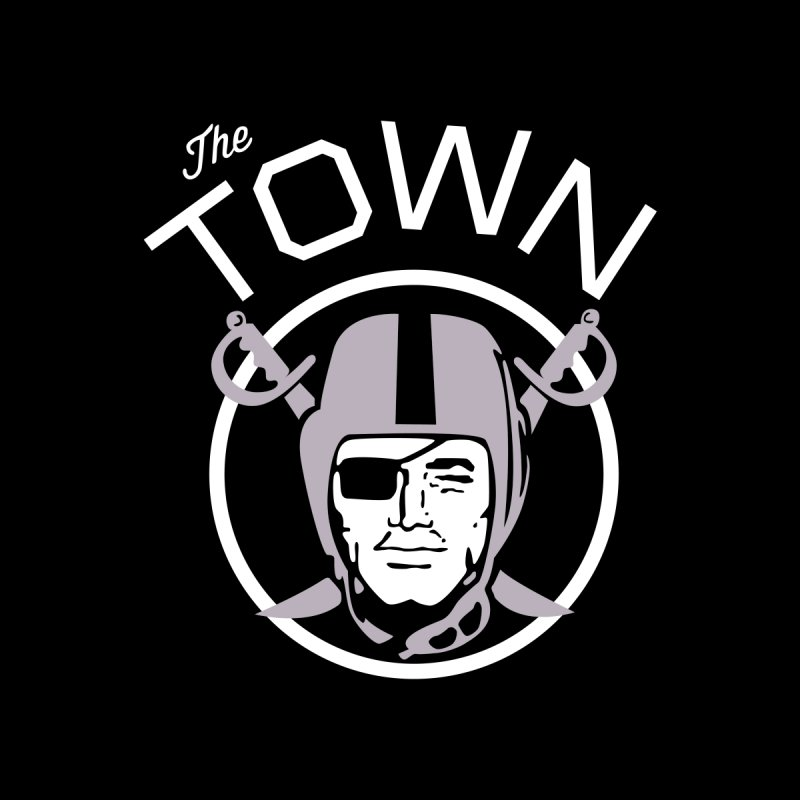 The Town (Raiders) by Creative Satchel Shop