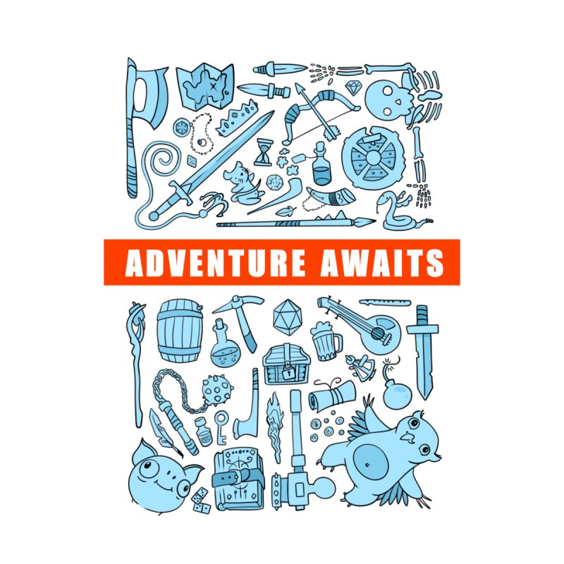 Adventure Awaits Accessories Notebook by Critical Shoppe