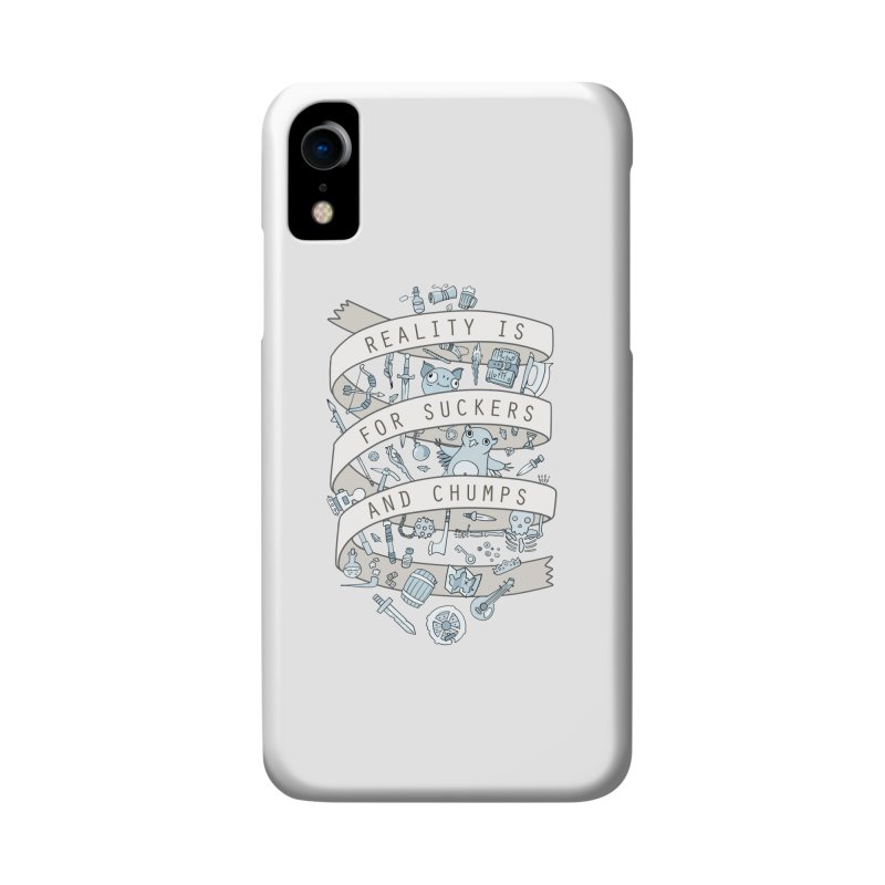 Fantasy is for Winners Accessories Phone Case by Critical Shoppe