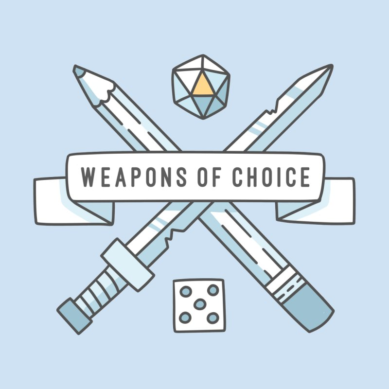 Weapons of Choice Home Throw Pillow by Critical Shoppe