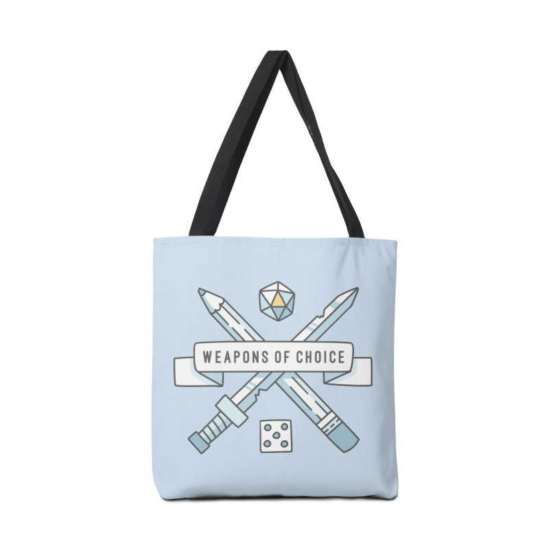 Weapons of Choice Accessories Bag by Critical Shoppe