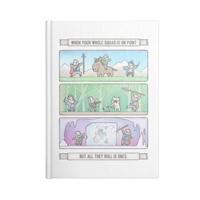Derps n' Derps Accessories Notebook by Critical Shoppe