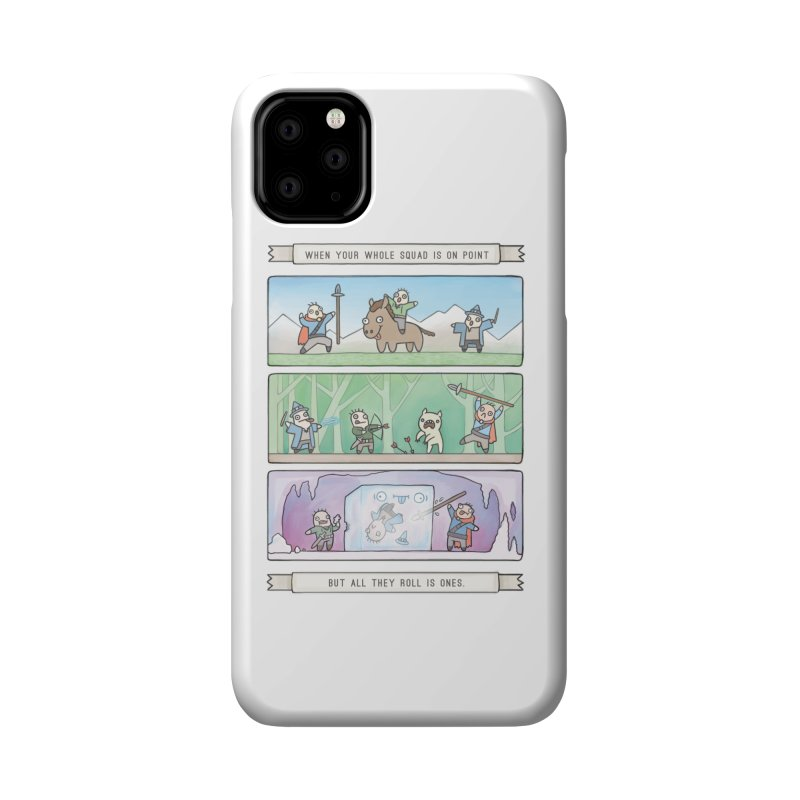 Derps n' Derps Accessories Phone Case by Critical Shoppe