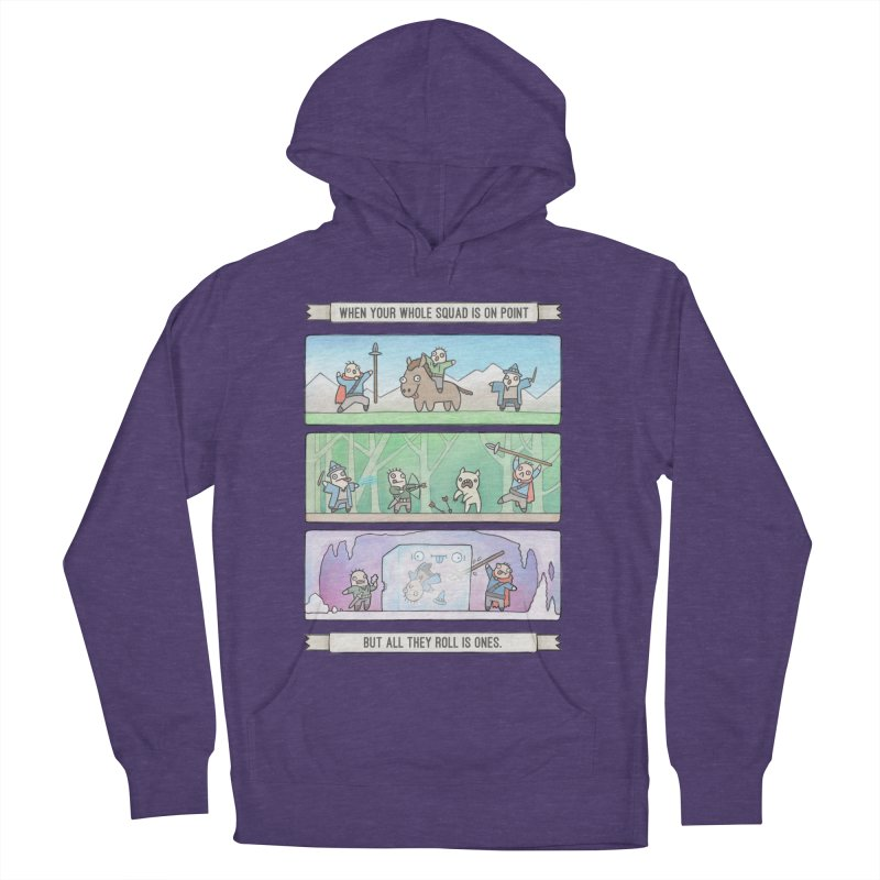 Derps n' Derps Men's Pullover Hoody by Critical Shoppe