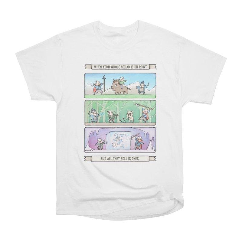 Derps n' Derps Men's Heavyweight T-Shirt by Critical Shoppe