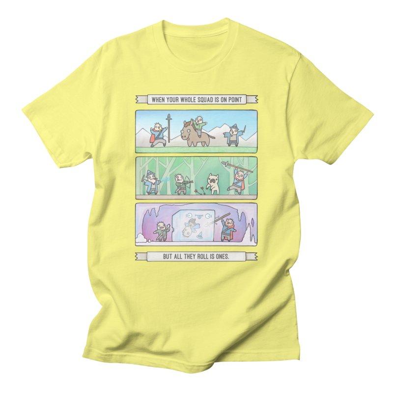 Derps n' Derps Men's T-Shirt by Critical Shoppe