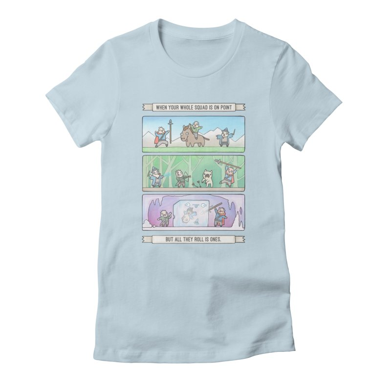 Derps n' Derps Women's T-Shirt by Critical Shoppe