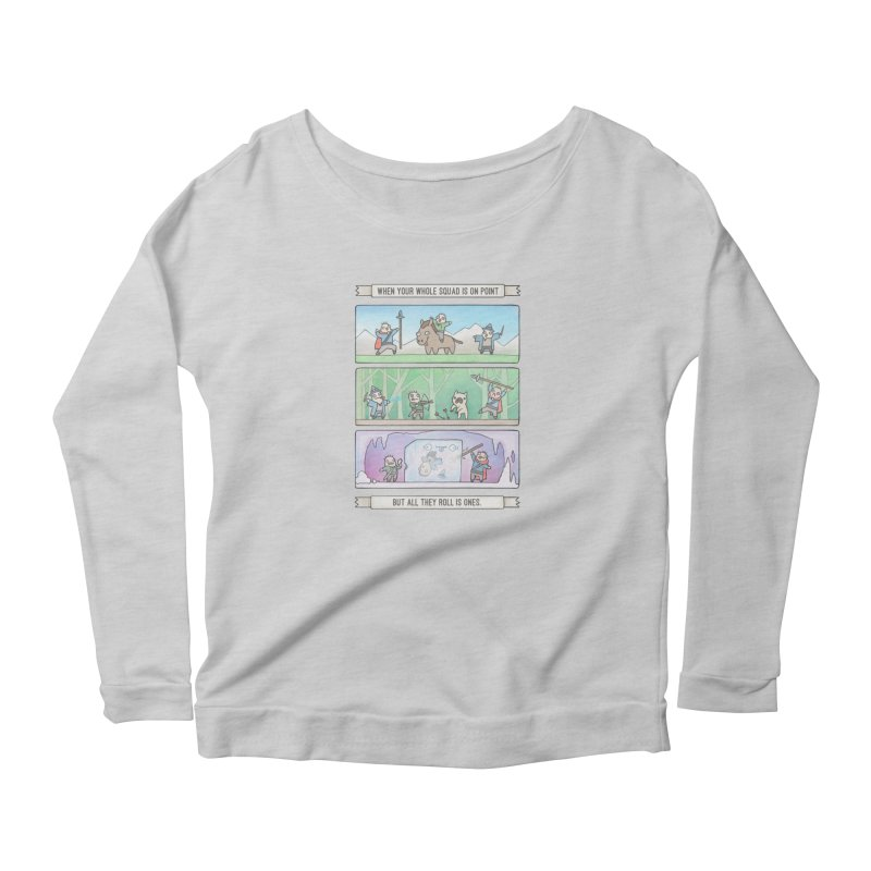 Derps n' Derps Women's Longsleeve T-Shirt by Critical Shoppe