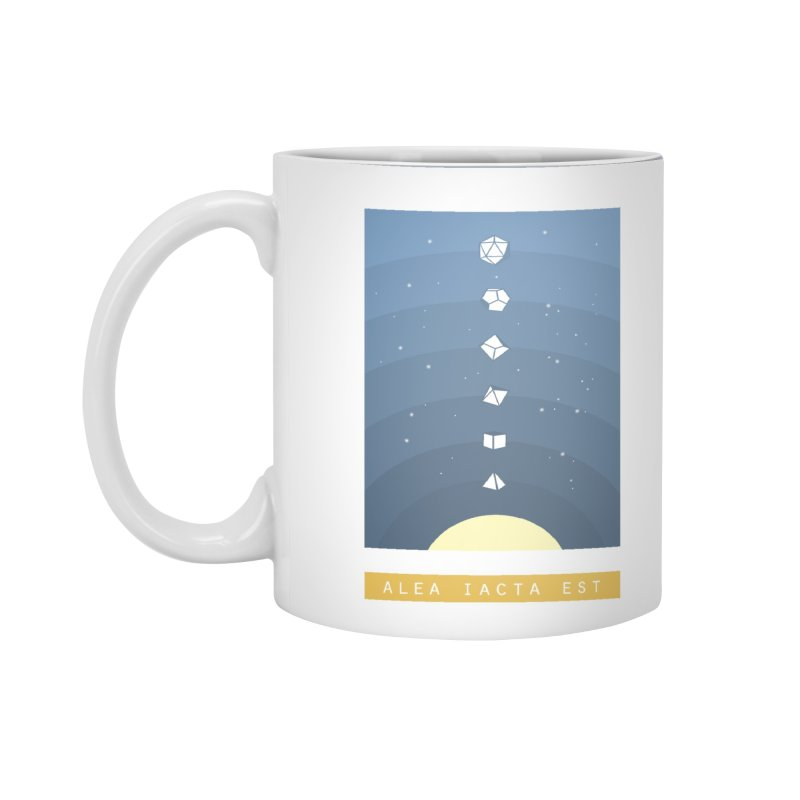 Many Sided System Accessories Standard Mug by Critical Shoppe