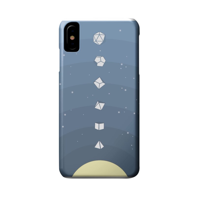 Many Sided System Accessories Phone Case by Critical Shoppe