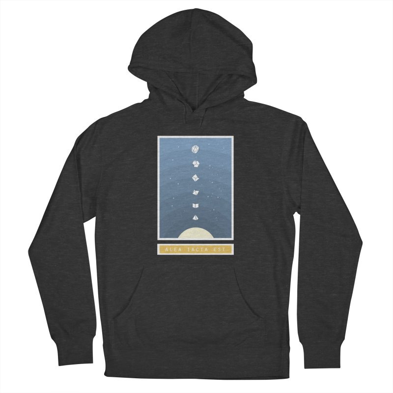 Many Sided System Women's Pullover Hoody by Critical Shoppe