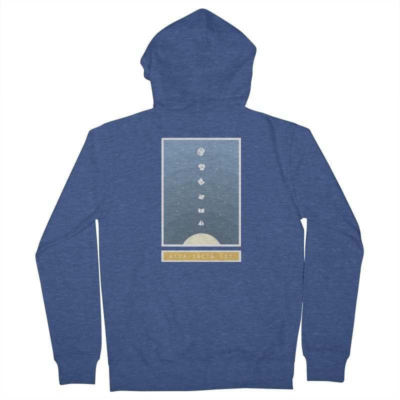 Many Sided System Women's French Terry Zip-Up Hoody by Critical Shoppe