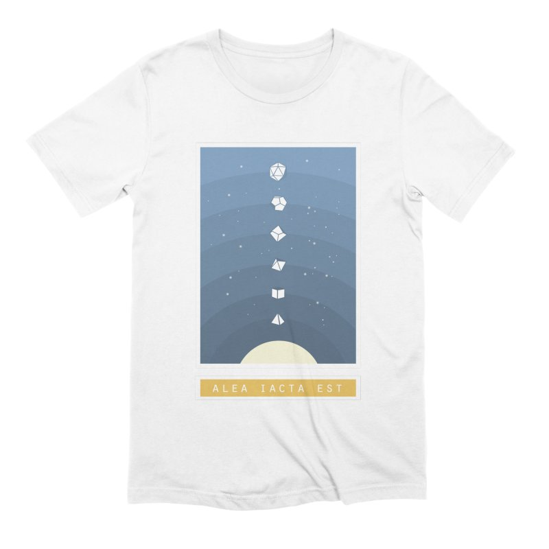 Many Sided System Men's T-Shirt by Critical Shoppe