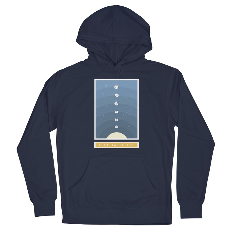 Many Sided System Men's Pullover Hoody by Critical Shoppe