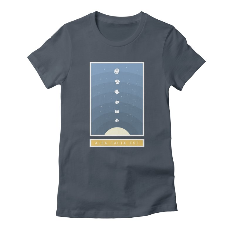 Many Sided System Women's T-Shirt by Critical Shoppe