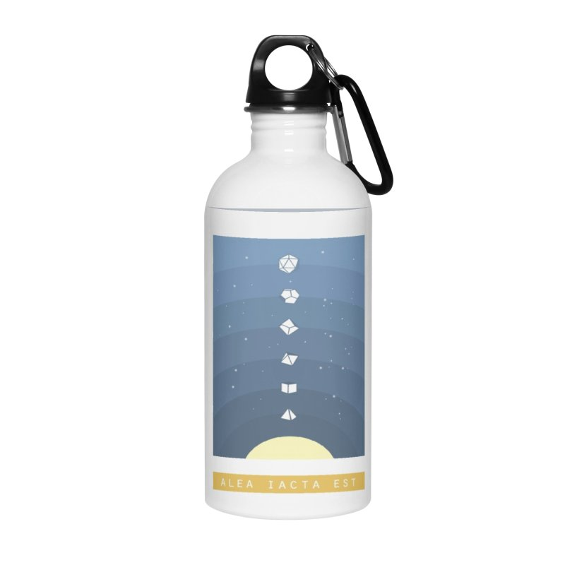 Many Sided System Accessories Water Bottle by Critical Shoppe