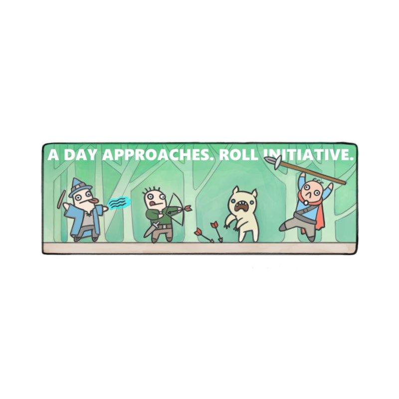 Roll Initiative by Critical Shoppe