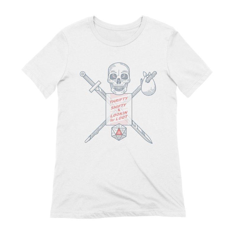 Murderhobo Women's Extra Soft T-Shirt by Critical Shoppe