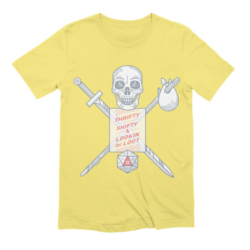 Murderhobo Men's Extra Soft T-Shirt by Critical Shoppe