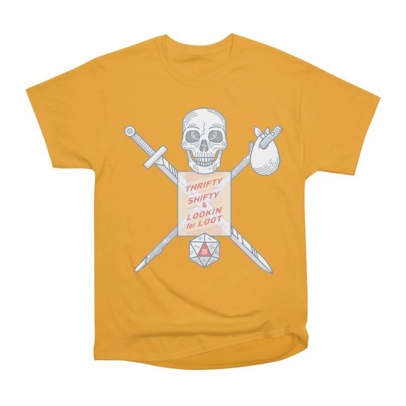 Murderhobo Men's Heavyweight T-Shirt by Critical Shoppe