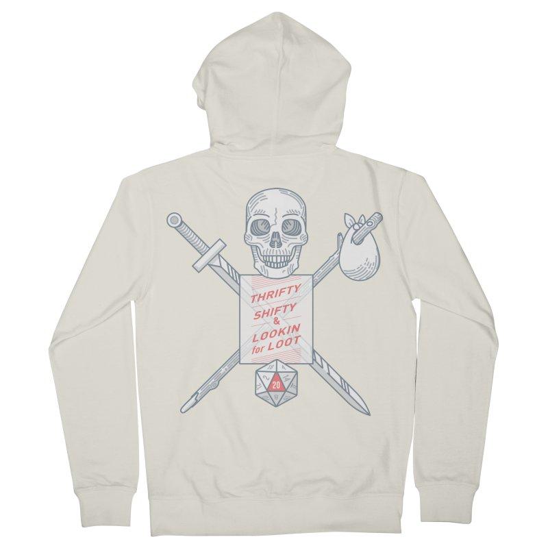 Murderhobo Women's Zip-Up Hoody by Critical Shoppe