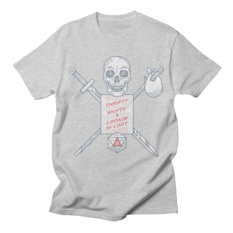 Murderhobo Men's T-Shirt by Critical Shoppe