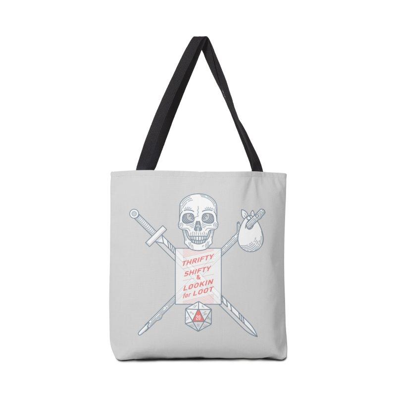 Murderhobo Accessories Bag by Critical Shoppe