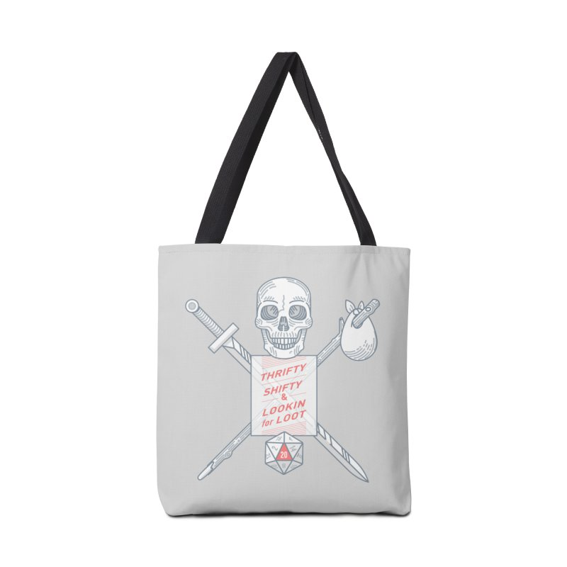 Murderhobo Accessories Bag by Critical Shoppe