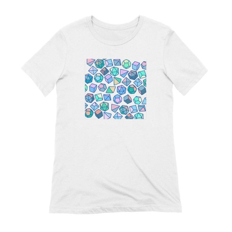 Dice Daze Shoes Colour Women's Extra Soft T-Shirt by Critical Shoppe